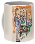 Figure Illustation Class Coffee Mug