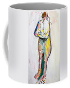 Figuring - Reticence Coffee Mug
