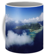 Fiji Aerial Coffee Mug