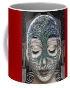 Fildais Celtic Goddess Coffee Mug