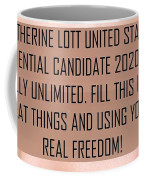 Fill This In With Great Things Coffee Mug