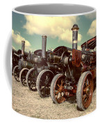 Filtered Steam  Coffee Mug