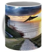 Final Beachy Head Pass Coffee Mug