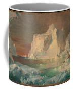 Final Study For The Icebergs Coffee Mug
