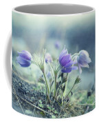 Finally Spring Coffee Mug by Priska Wettstein