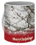 Finch Christmas Coffee Mug