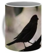 Finch Shadow 042814d Coffee Mug