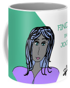 Find Joy In The Journey Coffee Mug