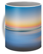 Finding Bliss Abstract Seascape Coffee Mug