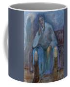 Finding Peace Coffee Mug