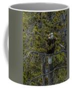 Finding Shelter In Rain Coffee Mug