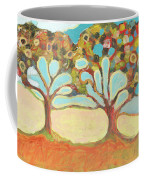Finding Strength Together Coffee Mug by Jennifer Lommers