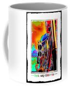 Fine Art Chopper I Coffee Mug