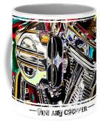Fine Art Chopper II Coffee Mug
