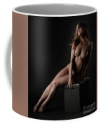 Fine Art Of A Woman Coffee Mug