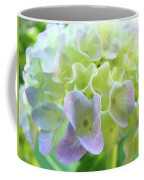 Fine Art Prints Hydrangeas Floral Nature Garden Baslee Troutman Coffee Mug