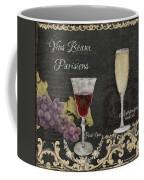 Fine French Wines - Vins Beaux Parisiens Coffee Mug