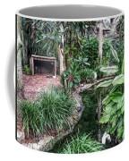 Fine Wine Cafe Beautiful Garden Coffee Mug