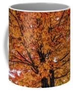 Fine Wine Cafe Golden Tree Coffee Mug