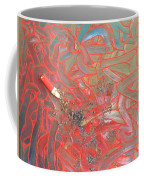 Finger Painting Coffee Mug