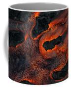 Fingers Of Lava Coffee Mug