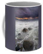 Fingers Of The Storm Coffee Mug