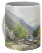 Fingle Bridge On The Teign Coffee Mug