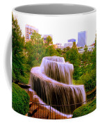 Finlay Park Fountain Summertime Coffee Mug