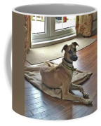Finly - Ava The Saluki's New Companion Coffee Mug