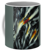 Fire And Frost Coffee Mug