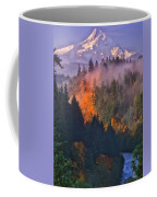 Fire And Smoke Coffee Mug