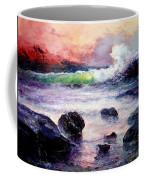 Fire And Water 1.0  Coffee Mug