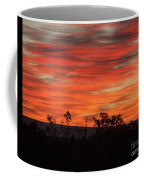 Fire At Dawn Coffee Mug