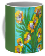 Fire Blossoms Coffee Mug