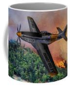 Fire Boss - Oil Coffee Mug