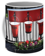 Fire Buckets Coffee Mug