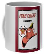 Fire-chief Sign Coffee Mug