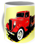 Fire Engine Ok Coffee Mug