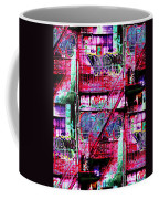 Fire Escape 3 Coffee Mug