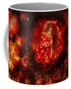 Fire Eye Coffee Mug