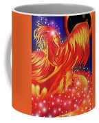 Fire Fairy Coffee Mug