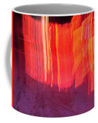 Fire Fence Coffee Mug