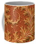 Fire Fern Coffee Mug