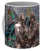Fire Fighters Memorial Seattle Coffee Mug