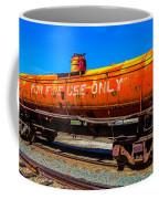 Fire Fighting Tanker Coffee Mug