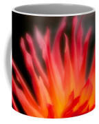 Fire Flower Coffee Mug
