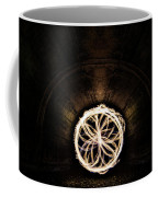 Fire Flower Tunnel Coffee Mug
