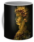 Fire Coffee Mug by Giuseppe Arcimboldo