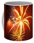 Fire In The Trees Coffee Mug