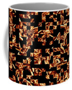 Fire Jumble Coffee Mug